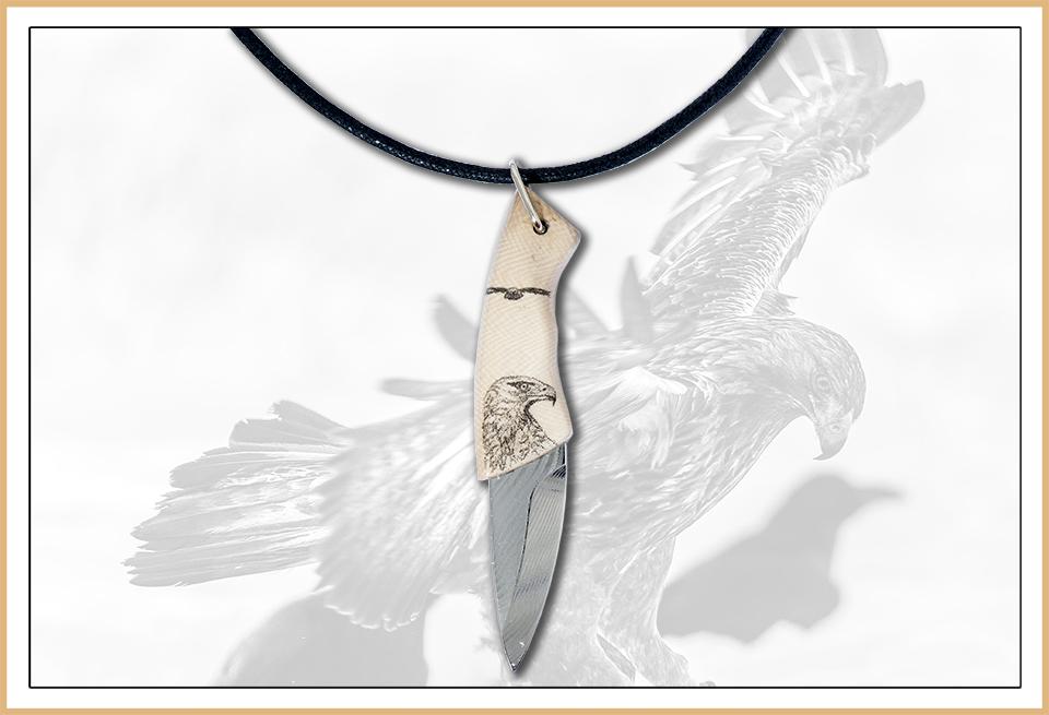 pendantif aigle